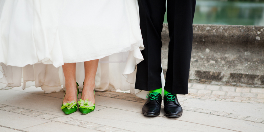chaussures mariage originales