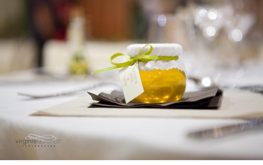 reception salle mariage