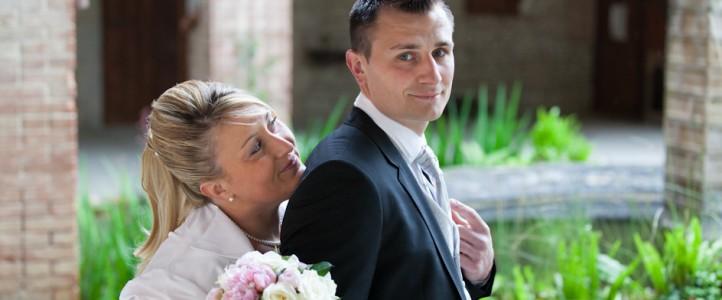 Céline et Jean-Baptiste, mariage en Isère