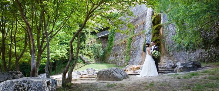 Sylvaine et David, le mariage en image