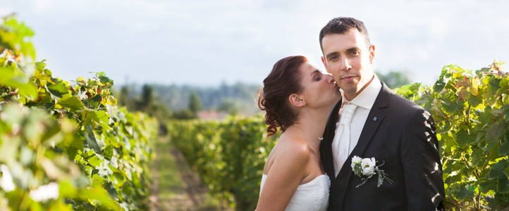 Fiona et Damien, mariage sur Bordeaux