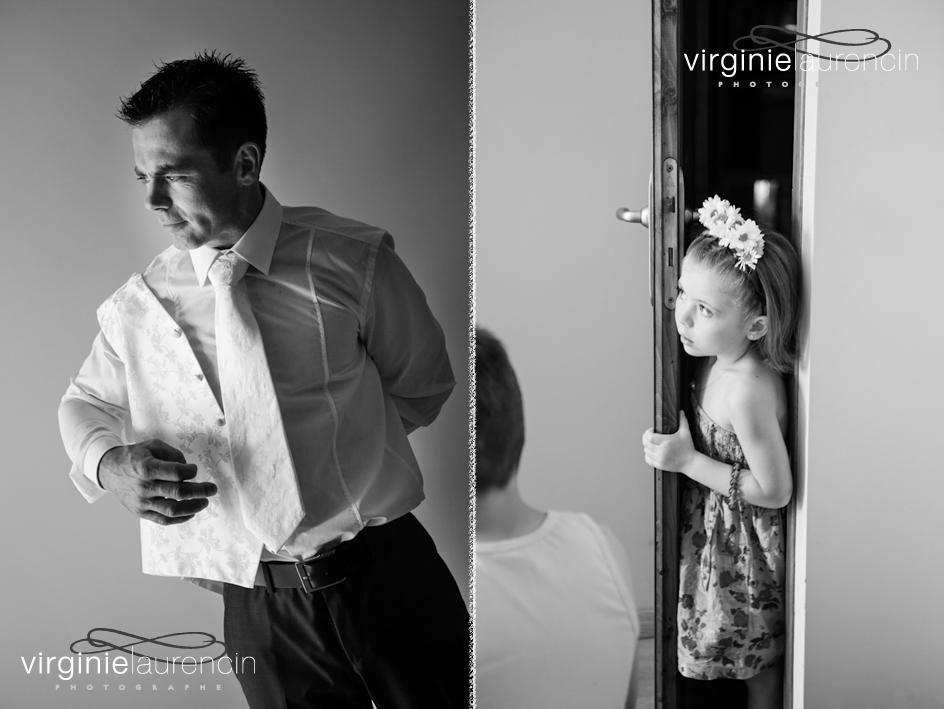 Virginie Laurencin Photographe Mariage à St Sauveur-93