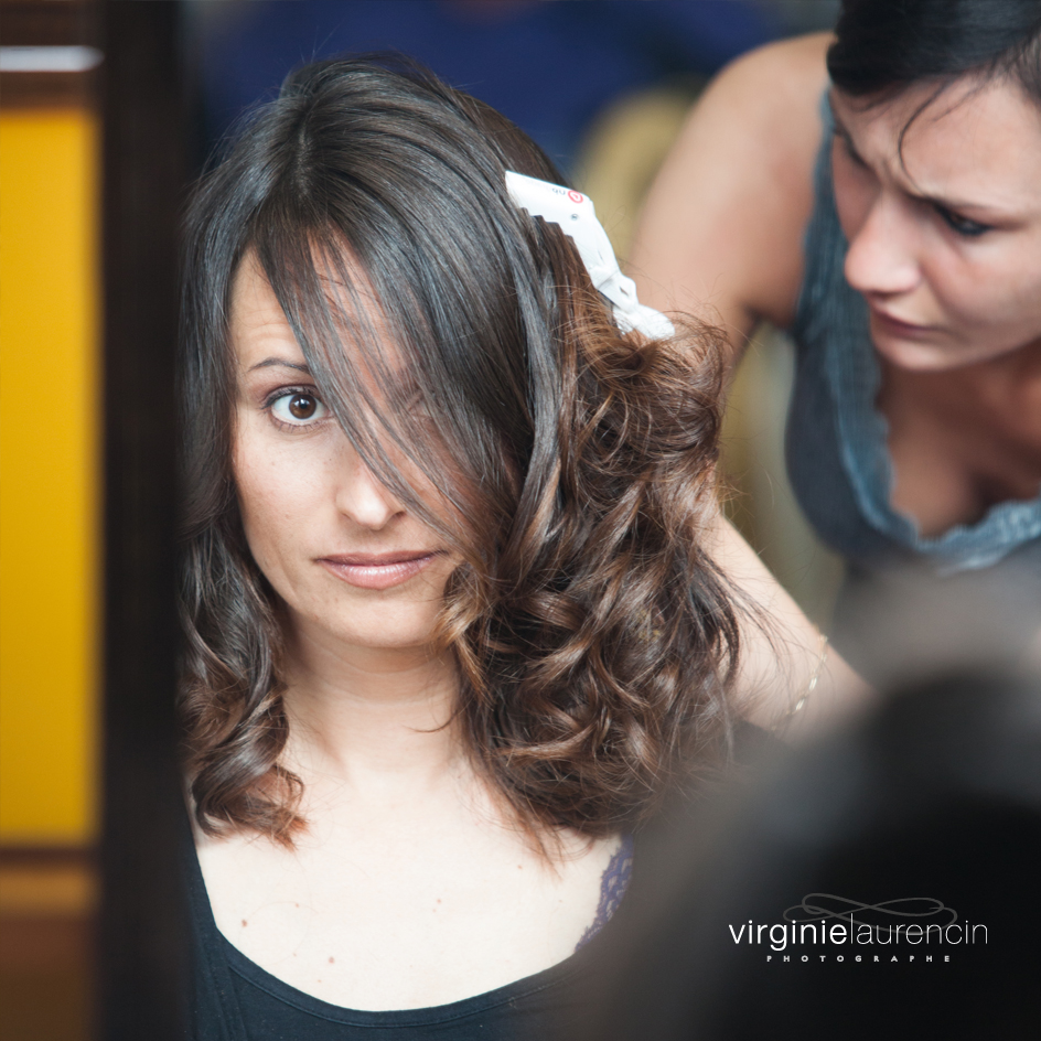 PHOTOGRAPHE MARIAGE ANNECY COIFFURE 5