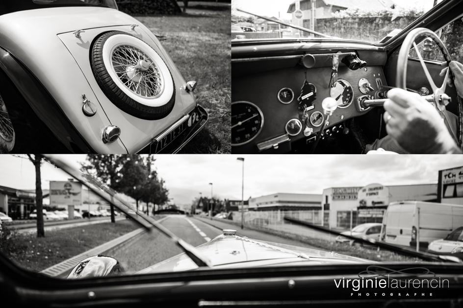 Vieille Bugatti