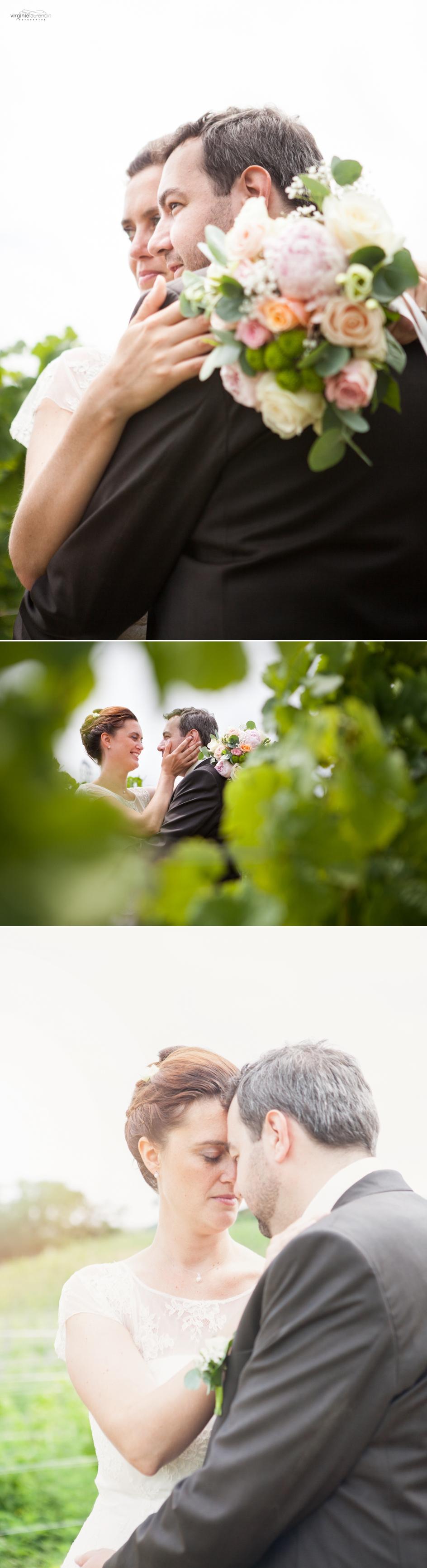 14 - PHOTOS DE COUPLE DANS LES VIGNES