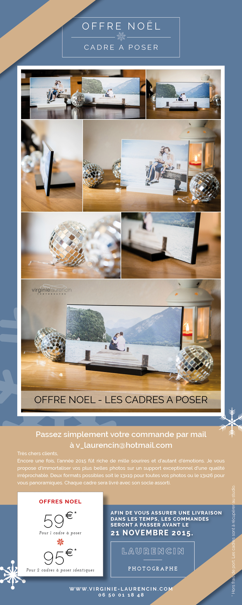 OFFRE MAILING NOEL CALENDRIER