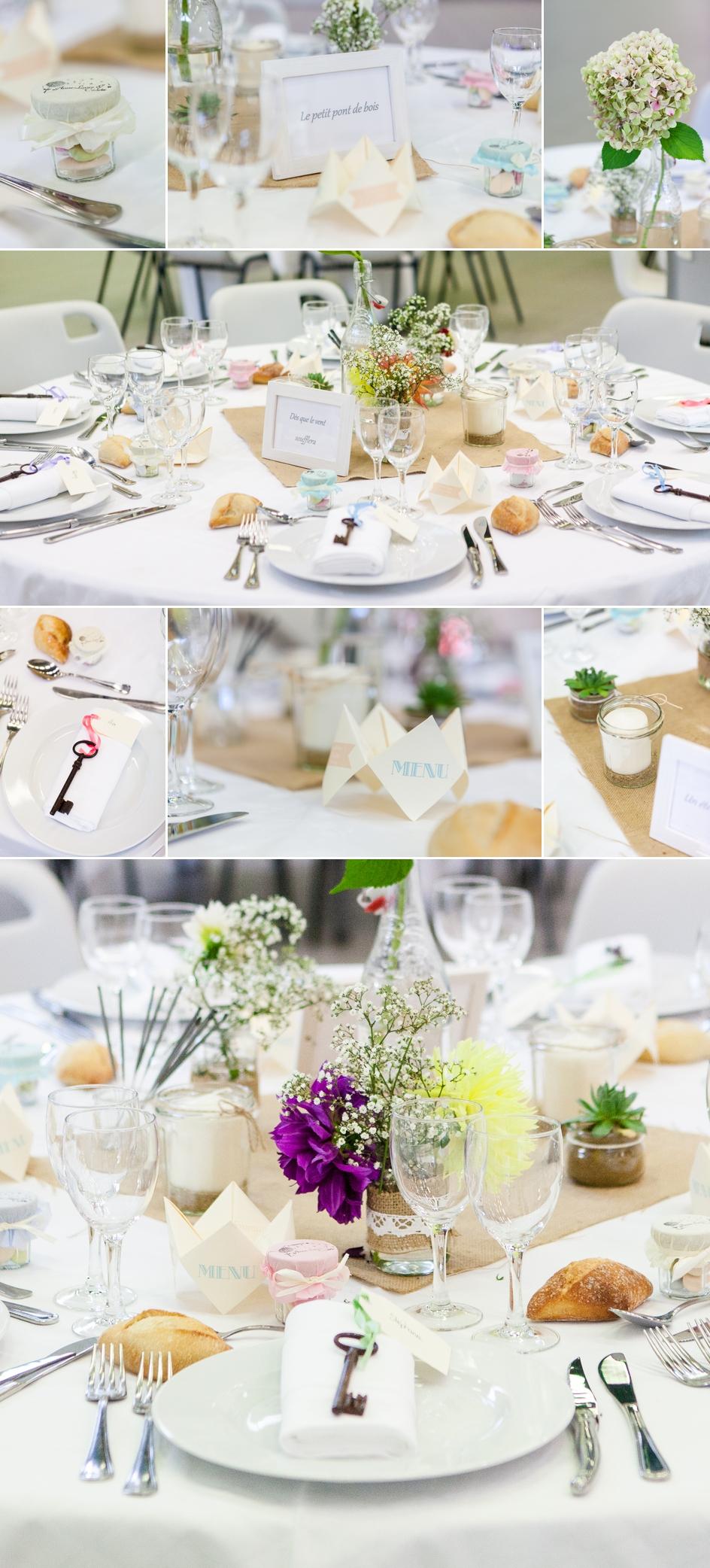 32-TABLE DE MARIAGE-