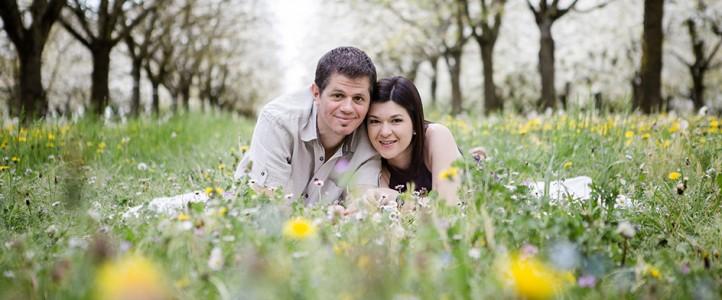 Séance engagement Anne et Loic