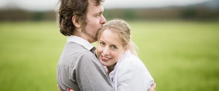 Séance engagement Amélie et Julien