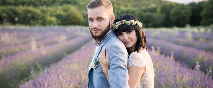 Reportage photo mariage Domaine des Grillons